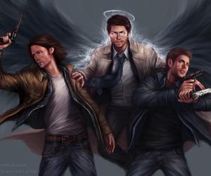 supernatural and ♥ image