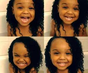 cute, baby, and smile image