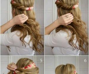 diy, Girls Fashion, and hair image