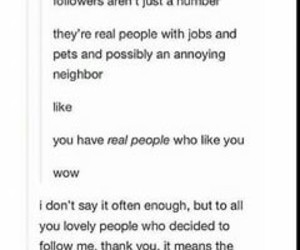 followers, pet, and real people image