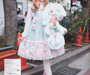 fashion, Harajuku, and style image