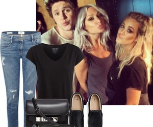 niall horan, one direction imagine, and lottie tomlinson image