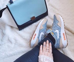 air max, nike, and fashion image