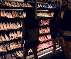 shoes, friends, and theblingring image