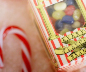 beans, candy, and christmas image