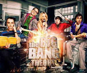 the big bang theory, penny, and sheldon image
