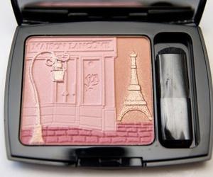 paris, pink, and makeup image