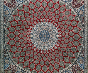 carpet and oriental image