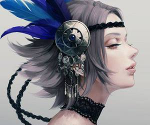 anime, e, and zerochan image
