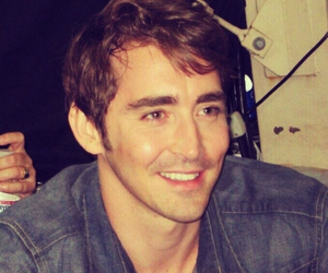 handsome, lee pace, and smile image