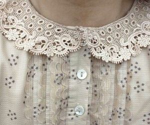 fashion, vintage, and lace image