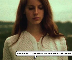 lana del rey, 29, and summertime sadness image