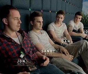 one direction, Jon, and josh image
