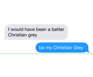 christian grey, fifty shades of grey, and perfect image