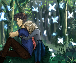 butterfly, deviantart, and serie image