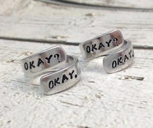 rings, tfios, and okay?okay image
