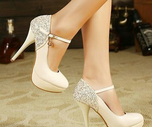 charming, shoes, and love image