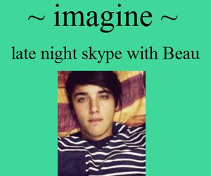imagine, beau brooks, and the janoskians image