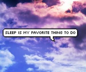sleep, true love, and ohw image