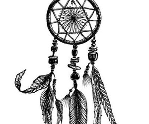 art and dreamcatcher image
