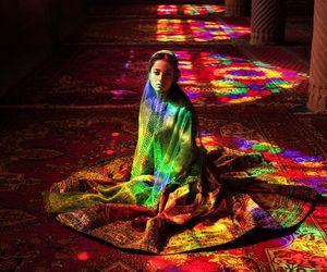 beautiful, iran, and woman image