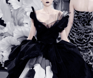 dior, fashion, and haute couture image