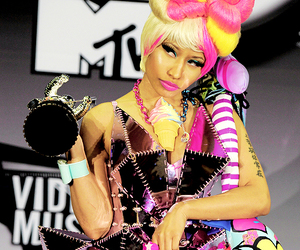 nicki minaj, pretty, and vmas image