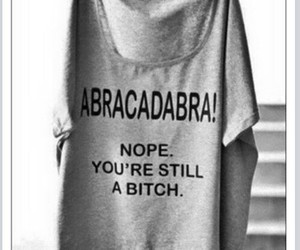 funny, abracadabra, and clothes image