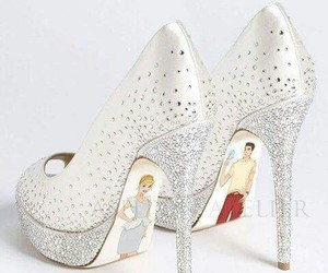 cinderella and shoes image