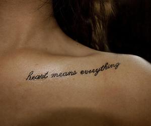 no sense, tattoo, and makes no sense image