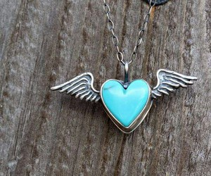heart and wings image