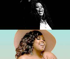 amber and amber riley image