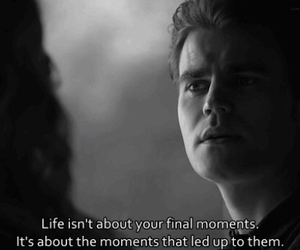 stay, tvd, and thevampirediaries image