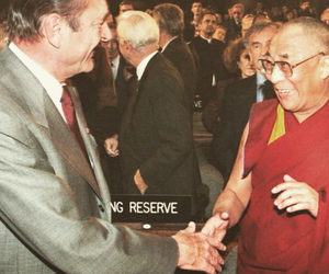 meet, smile, and dalai-lama image
