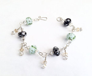 bracelet, etsy, and summer image