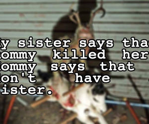 murder and sister image