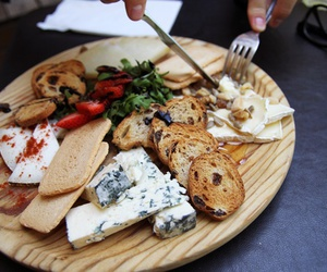 cheese, food, and yummy image