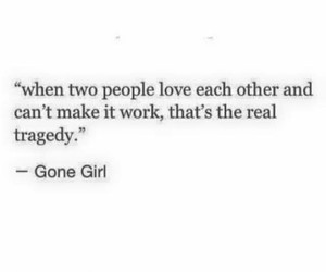 gone girl, fact, and grunge image