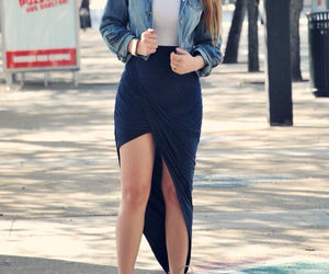 skirt, outfit, and classy image