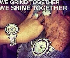 Relationship, grind, and shine image