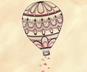 balloon and heart image