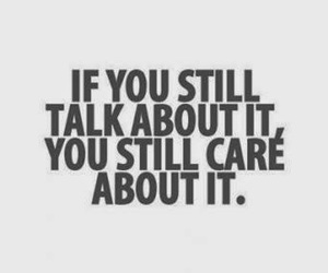 quotes, care, and talk image