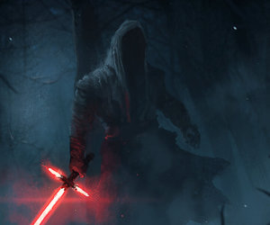 7, star wars, and the force awakens image