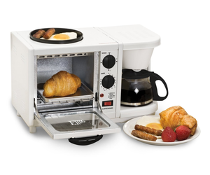 breakfast, coffee, and coffee maker image