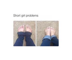 funny, girl, and problem image