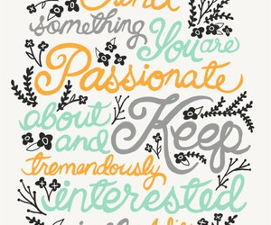 passion, quote, and cute image