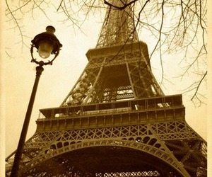 paris, vintage, and tour eiffel image