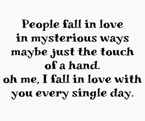 Lyrics, ed sheeran, and love image