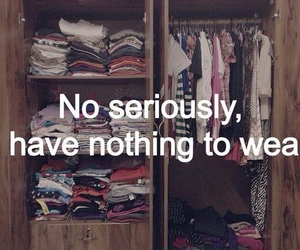 clothes, wear, and nothing image