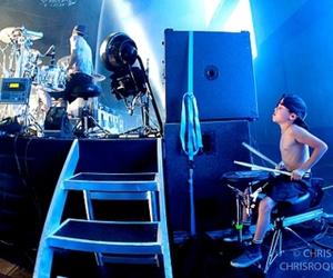 drummer and travis barker image